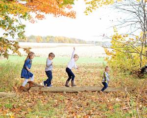 Children pictures, Child Portraits, Columbia City Portrait Photographer, Ft. Wayne Photographer, Fall portraits, candid children pictures, outdoor portraits, natural light pictures,