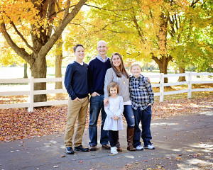 Fort Wayne Photographer, outdoor fall portraits, family portraits, family pictures, Columbia City Portrait Photographer, natural light portraits,