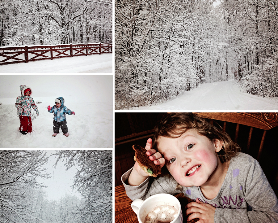 Book an Outdoor Snow Portrait Session Today