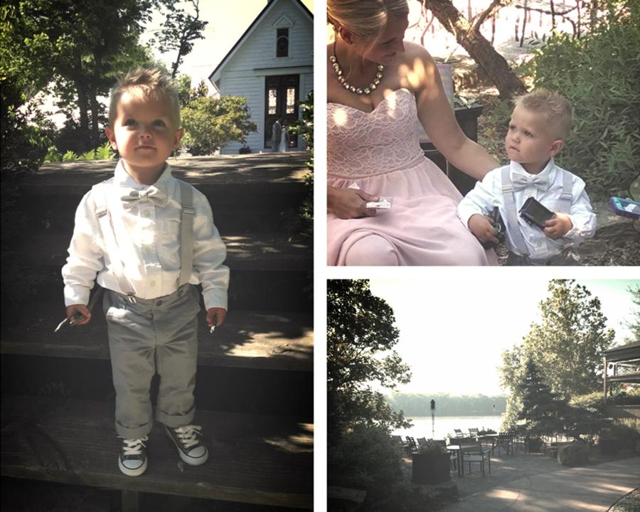 Liam wedding