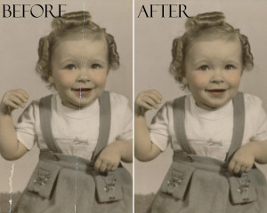 picture restoration, portrait restoration, old picture restore, Columbia City Photographer, Ft. Wayne Photographer, Restore old pictures,
