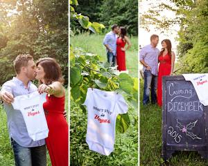 baby announcement, birth announcement portraits, Columbia City Portrait Photographer, Ft. Wayne Photographer