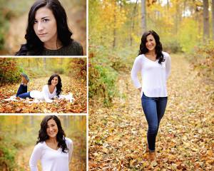 outdoor senior pictures, fall senior portraits, senior girl pictures, Columbia City Senior Photographer, Ft. Wayne Senior Photographer, natural light senior pictures