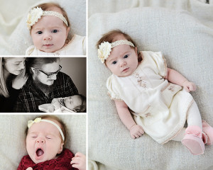 baby pictures, 7 week old baby portraits, Columbia City Photographer, Fort Wayne Photographer,