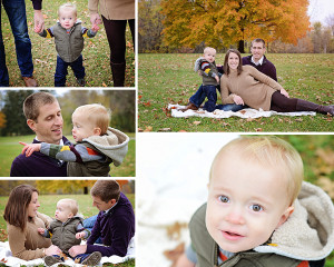 family of three portraits, family pictures, outdoor family pictures, fall family portraits, Columbia City family photographer, Fort Wayne Photographer