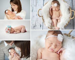 newborn pictures, newborn girl portraits, Columbia City Photographer, Ft. Wayne Photographer, natural light newborn pictures, newborn family pictures