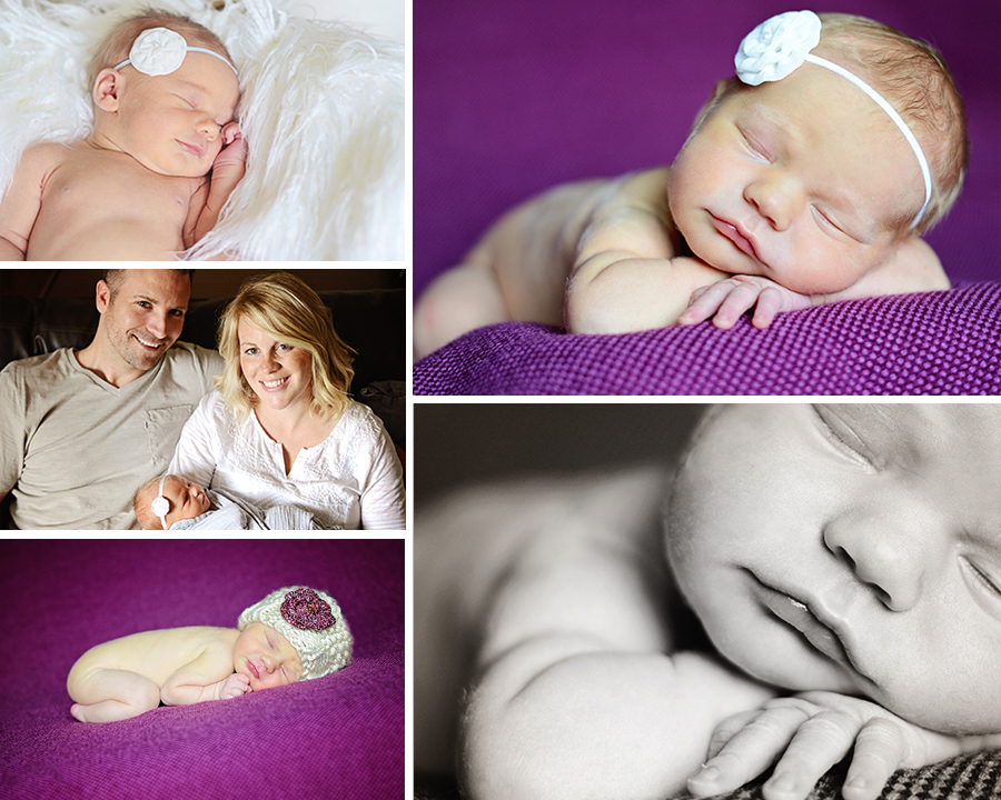 Newborn portraits, newborn girl pictures, Fort Wayne Newborn Photographer, Natural light newborn portraits
