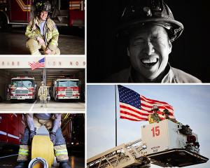 FWFD, Ft Wayne Photographer, Firefighter Calendar