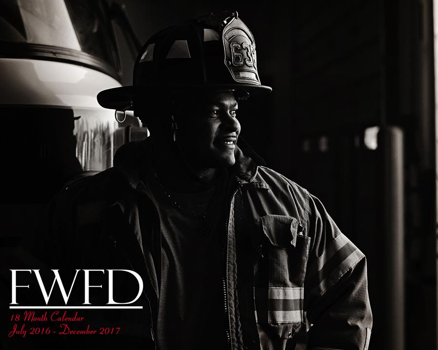 Firefighter calendar, FWFD, Fort Wayne Firefighters, Ft. Wayne Photographer