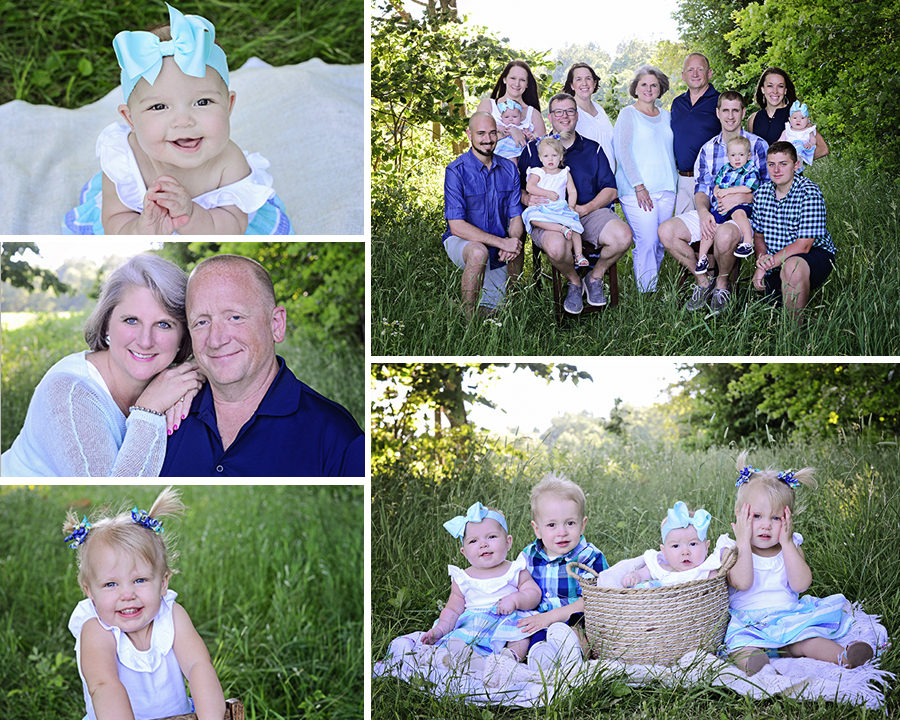 Family Portraits, Fort Wayne Family Photographer
