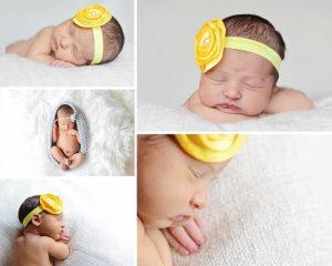 Columbia City newborn photographer, newborn portraits