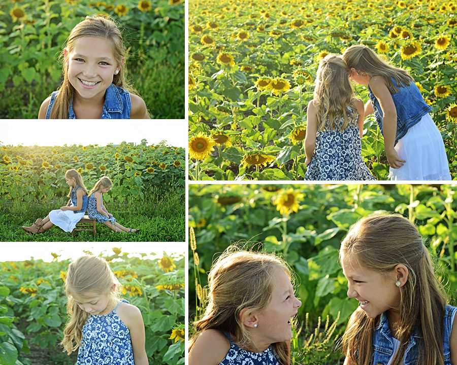 cousin portraits, Columbia City Photographer
