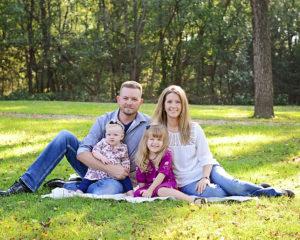 Fall Outdoor family portraits, Columbia City Family Photographer