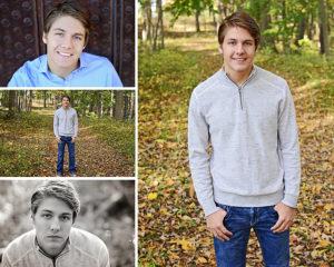 Columbia City Senior Photographer, Senior boy pictures