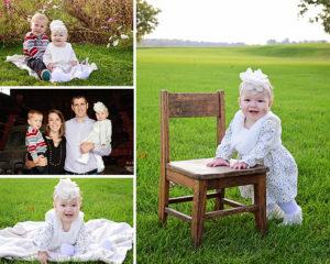 little girl portraits, sibling portraits, Columbia City Photographer