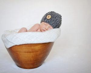 Columbia City Newborn Photographer