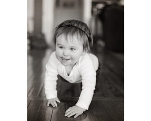 1 year old pictures, Columbia City Photographer