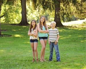 Columbia City Family Photographer