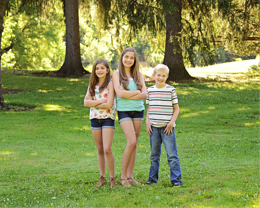 Columbia City Family Photographer