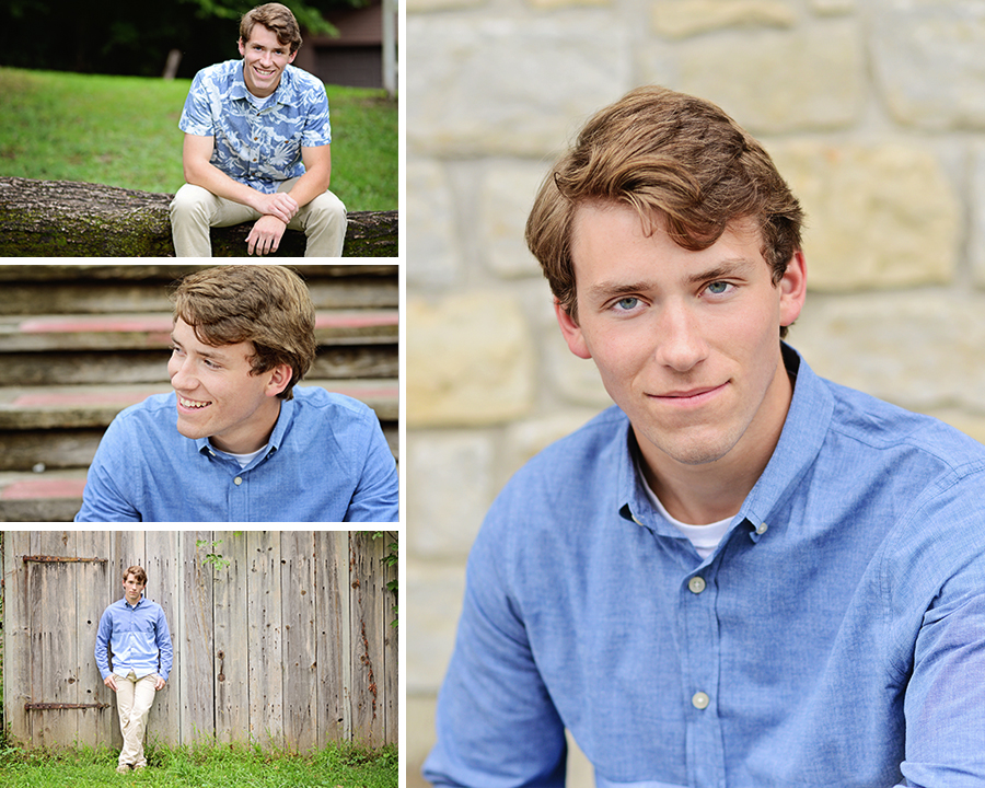 Columbia City Photographer, Senior Portraits
