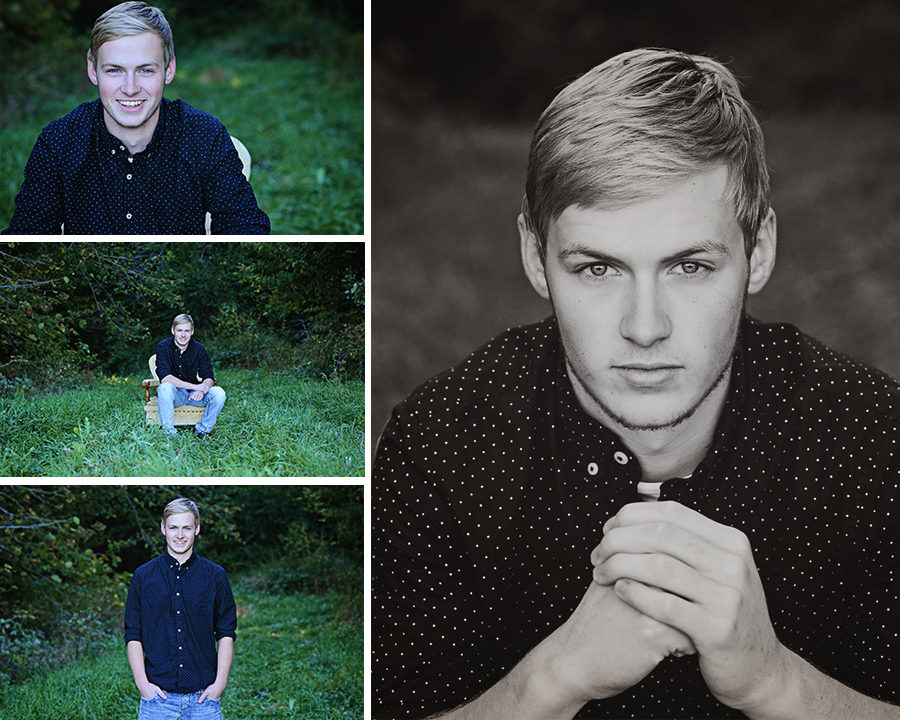 Columbia City Senior Photographer, Senior guy pictures, senior portraits