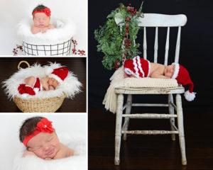 Newborn Photography, Newborn girl portraits, Columbia City Photographer