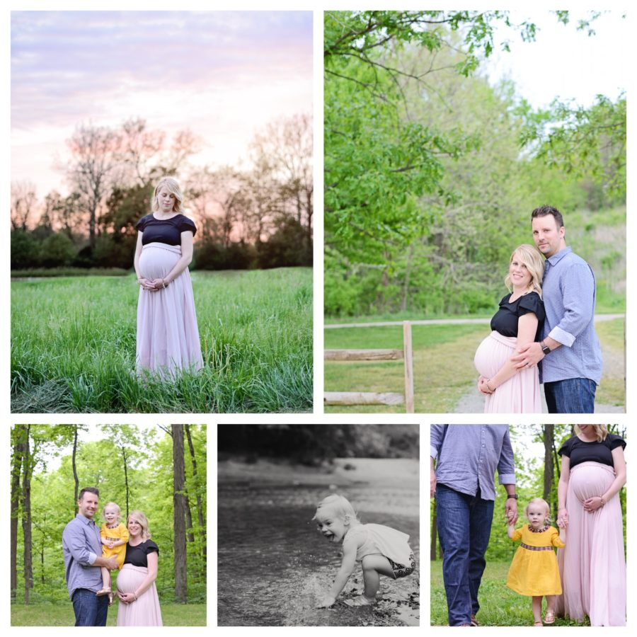 maternity portraits, Columbia City Photographer,