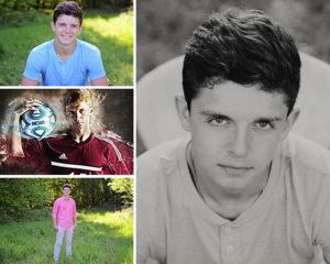 senior guy portraits