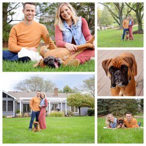 Columbia City Photographer, pet photography, family portraits