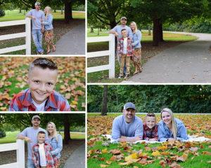 Sheets Photography, fall family portraits