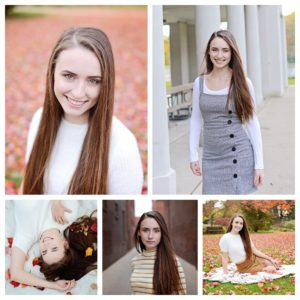 Columbia City Senior Portrait Photographer, senior portraits, fall senior portraits, senior girl portraits
