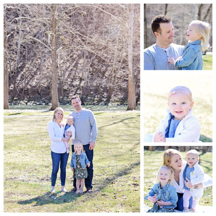 Family portraits, Columbia City photographer
