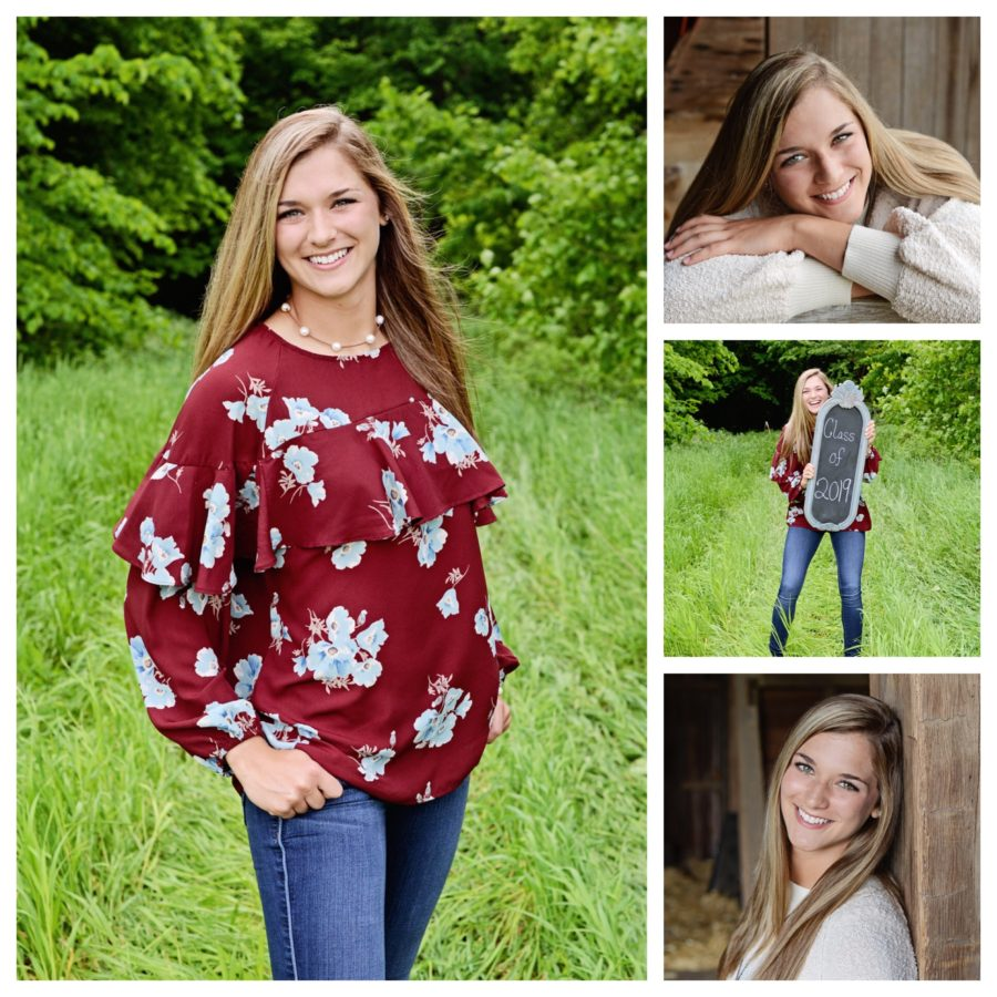 Columbia City Photographer, Senior girl portraits, senior portraits