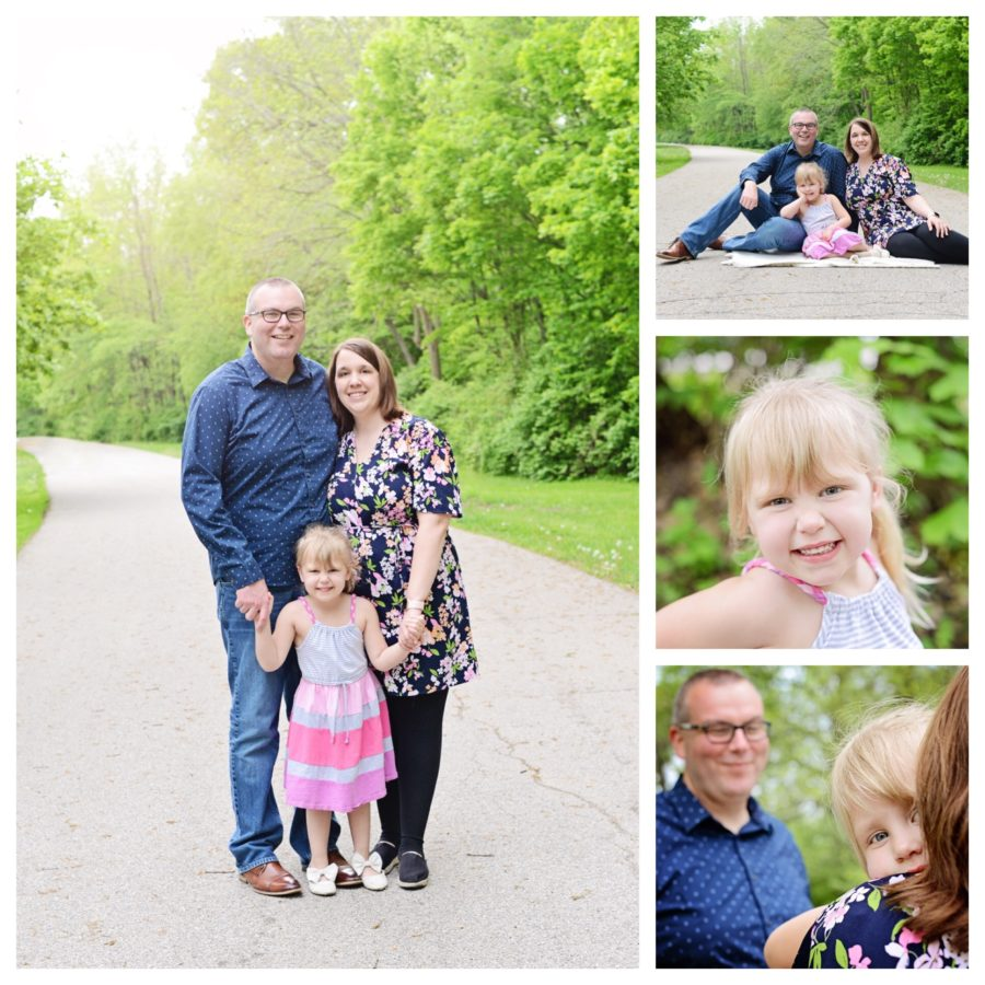 Spring Family Portraits, family of three, Sheets Photography, Family portraits