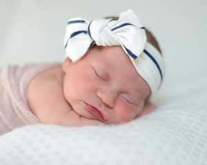 Newborn portraits, Columbia City Newborn Photographer
