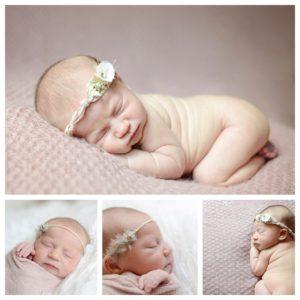 newborn girl, newborn portraits,