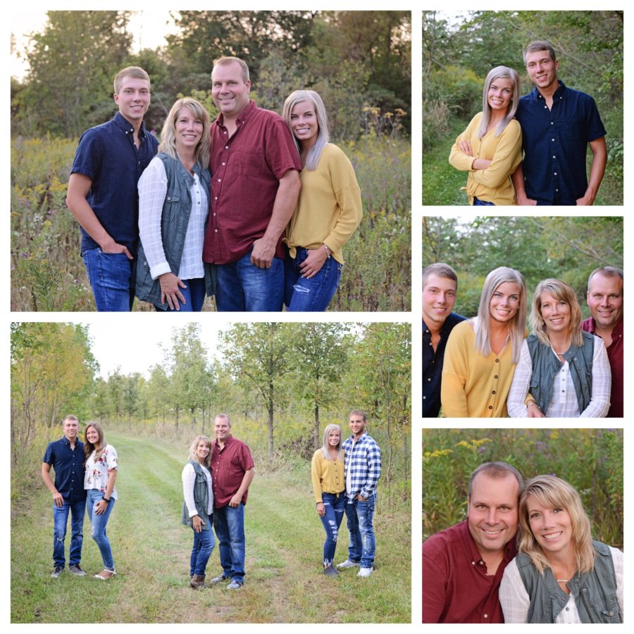 Fall family portraits, portraits with older sibling, older sibling portrait, older sibling family portrait