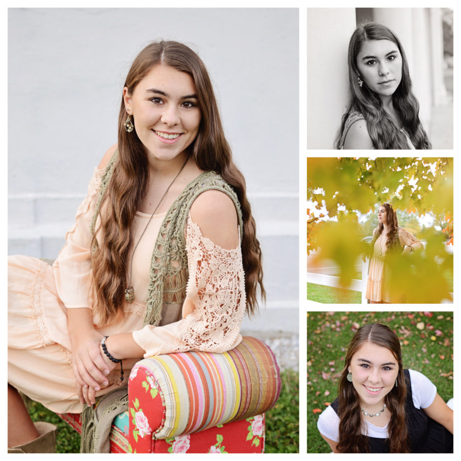 Senior portraits, senior girl portraits, senior fall portraits